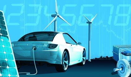 Anwendungen des Unternehmensbereichs Präzisionsmesstechnik, unter anderem Automotive, erneuerbare Energien (Solarenergie, Windkraft), Frequenz- und Wechselumrichter etc.